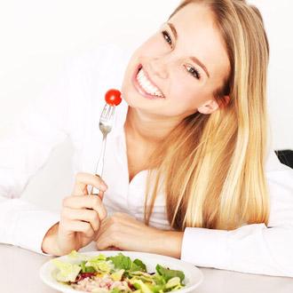 Ernährung + Bewegung = Fit im Alltag