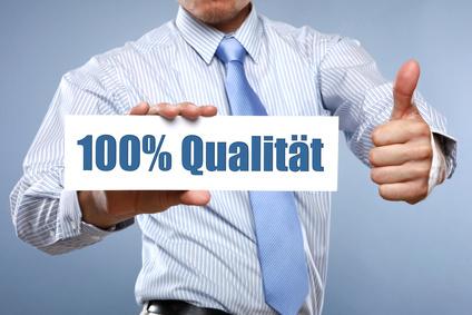 Betriebliche Gesundheitsförderung- Qualitätsmanagement